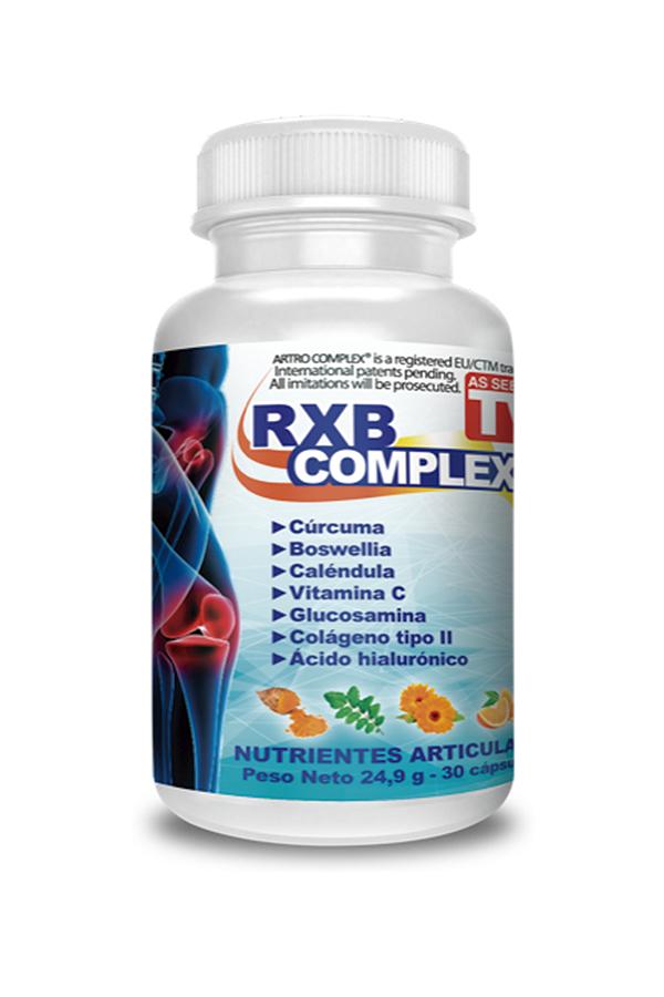 RXB Complex - хранителна добавка против болки в ставите